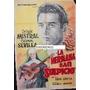 Afiche La Hermana San Sulpicio Carmen Sevilla Mistral 1952