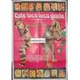 Afiche Esta Loca Loca Gente - Kobus Kruger - Jamie Uys 1977