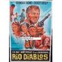 Afiche Río Diablos Stewart Bond Roger Kelly 1965