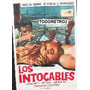 Afiche Los Intocables - John Cassavetes, Britt Ekland - 1968