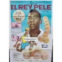 Afiche El Rey Pele - Carlos Hugo Christensen - 1962