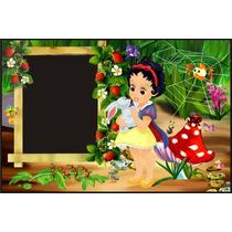 Banner Infantiles-blancanieves Bebe-murales-cumpleaños
