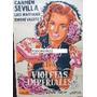 Afiche Violetas Imperiales Luis Mariano, Carmen Sevilla 1952