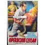 Afiche Operación Ceylan Lex Barker, Ann Smyrner 1963
