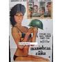 Afiche Maniobras En La Cama Darry Cowl, Pierre Tornade 1977