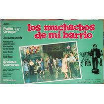 Laminas De Promoción Originales - Argentina Sono Film