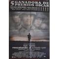 Afiche Original - Rescatando Al Soldado Ryan - 1998
