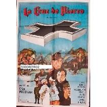 Afiche La Cruz De Hierro James Coburn, Maximilian Schel 1977