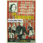 Afiche De Cine Los Evadidos - Tita Merello - 1964