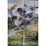 Afiche Original Cine - Dragones Destino De Fuego - 2006