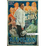 Afiche Napoleón Pepe Arias Francisco Amor Vicky Astory 1941
