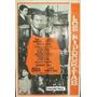 Afiche Los Hipocritas - Jorge Salcedo, Tita Merello - 1965