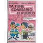 Afiche Ya Tiene Comisario El Pueblo Nini Marshall 1967
