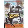Afiche La Gran Aventura Del Zorro - Rodolfo De Anda - 1976
