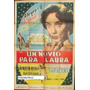 Afiche Un Novio Para Laura Lolita Torres, Alberto Berco 1955