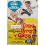 Afiche Como Perros Y Gatos - Angelica María - 1969
