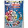 Afiche Las Aventuras De Monica Y Sus Amigos - Dibujo Animado