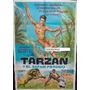 Afiche Tarzan Y El Safari Perdido Gordon Scott - Beatty 1957
