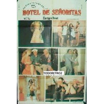 Afiche Hotel De Señoritas - Jorge Martínez Juan Dual - 1979