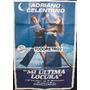 Afiche Mi Ultima Locura - Adriano Celentano - 1978