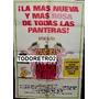 Afiche La Pantera Rosa Ataca De Nuevo Año 1976