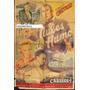 Afiche Nubes De Humo Alberto Castillo, Mercedes Carrera 1958