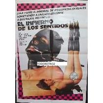 Afiche El Infierno De Los Sentidos Christina Von Blanc 1973