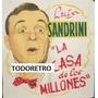 Afiche De Cine La Casa De Los Millones Luis Sandrini 1942