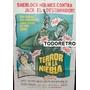 Afiche Terror En La Niebla John Neville, Donald Houston 1965