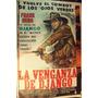 Poster La Venganza De Django Franco Nero