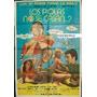 Afiche Los Piolas No Se Casan Santiago Bal, Tristan 1981