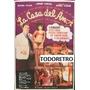 Afiche De Cine La Casa Del Amor Con Jorge Porcel 1973