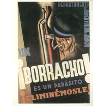 Guerra Civil Española-propaganda Politica-lamina-22 X 28(102