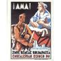 Guerra Civil Española-propaganda Política-lamina-22 X 28(49)