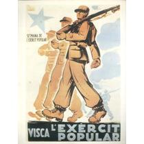 Guerra Civil Española-propaganda Politica-lamina-22 X 28(57)