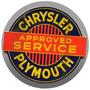 Poster Carteles Antiguos De 50cm Chrysler Plymouth Au-173