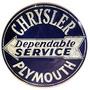 Poster Carteles Antiguos De 50cm Chrysler Plymouth Au-171