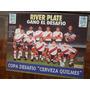 Poster Varios De River Plate - Francescoli Ortega El Mencho
