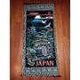 Tapiz Artesanal Japones - Made In Tokyo- Hermoso !!!