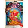 Poster La Sirenita De Disney