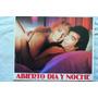 Mini Poster Abierto Dia Y Noche Cacho Castaña Y Silvia Perez