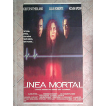 Linea Mortal 0896 Julia Roberts Kevin Bacon 1.10 X 0.75