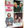 Poster El Abogado Del Diablo Version Original De Los Años 70