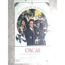 Oscar 1401 S. Stallone Afiche De 1.10 X 0.75