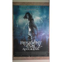 Resident Evil 2 0458 M. Jovovich Afiche De 1 X 0.70