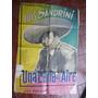 Poster De Cine Una Cana Al Aire / Luis Sandrini