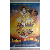Amigos Inseparables 0771 Don Bluth 1.10 X 0.75