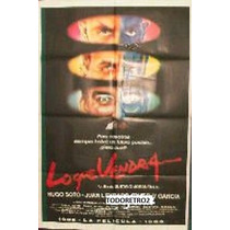 Afiche Lo Que Vendra Hugo Soto J Leyrado Charly Garcia 1988