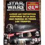 Star Wars Las Novelas Poster Afiche De Kiosco 57 X 77 Cm