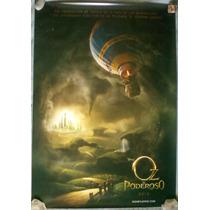 Poster Cine Oz El Poderoso